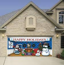 Garage Door Murals For Sale Christmas