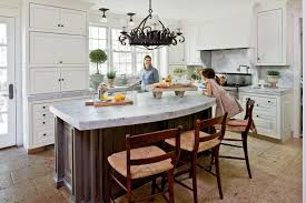 wall kitchen white cabinets all time favorite white kitchens southern living
