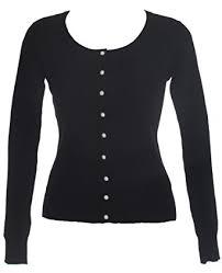 black sweater womens womens sleeve knit crew neck vintage style cardigan