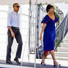 michelle obama u0027s vacation style is truly amazing