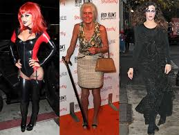 Scary Womens Halloween Costumes Celebrity Street Style Check Out This Year U0027s Sexiest Funniest