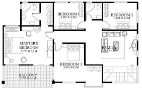 design floor plan modern house design 2012002 second floor 250 300 sqm floor plans