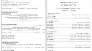 Catholic Wedding Programs Catholic Wedding Programs Pinterest Diy Wedding U2022 48003
