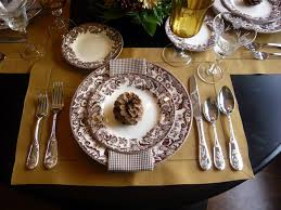 dreams and epiphanies thanksgiving tablescape