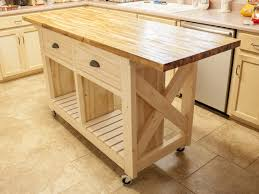 100 table height kitchen island defying the standards