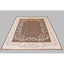Outdoor Cing Rug Reversible Mat 6 X 9 226094 Green Beige Rv