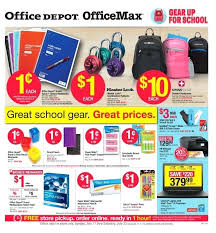 Office Depot Desk Calendars Office Maax Office Depot Office Max Ad Scan For 7 To 7 Office Max