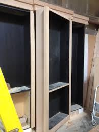 How To Make A Secret Bookcase Door Hidden Pivot Bookcase Installation Thisiscarpentry