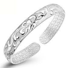 silver bracelet jewelry images Silver bracelet from silver style pinterest jpg