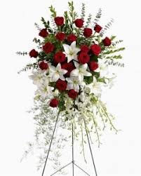 funeral flower funeralflowersphilippines ph care and compassion spray