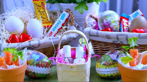 cute diy easter gifts for friends and family healthy snack youtube