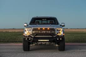 Ford Raptor Truck Engine - hennessey u0027s 605 hp velociraptor can flat out embarrass the stock