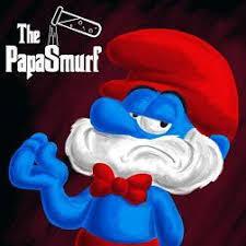 wise papa smurf lolwpsmurf twitter