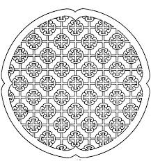 pattern coloring pages for adults free printable coloring pages geometric coloring pages