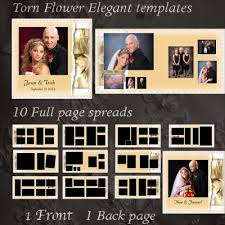 wedding album templates wedding album templates designed for photoshop wedding book psd