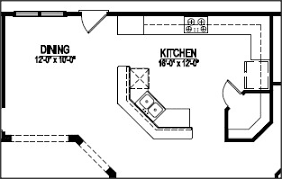 Kitchen Designs Plans Top 5 Corner Pantry Floor Plans With Pictures Raleigh Custom Homes