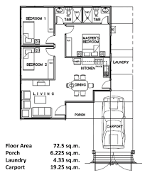 Floor Plans For Bungalow Houses Orchid Hills Subdivision Realty Options