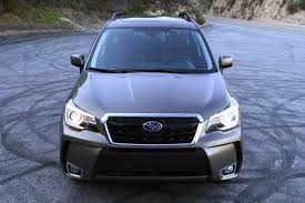 subaru touring interior 2017 subaru forester 2 0xt touring review digital trends