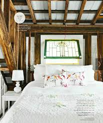 tiny cabin in style at home magazine