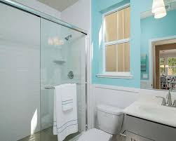 Light Blue Bathroom Paint Homes With Blue Bathrooms Sell For 5 440 More Than Expected