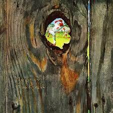 knothole baseball painting print on canvas by norman rockwell