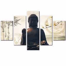 Buddha Statues Home Decor Online Get Cheap Buddhas Painting Aliexpress Com Alibaba Group