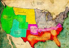 Alternate History Maps Alternate North America Yggdrasil Engine