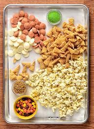 Thanksgiving Trail Mix Popcorn Snack Mix Turkey Munch Tidymom