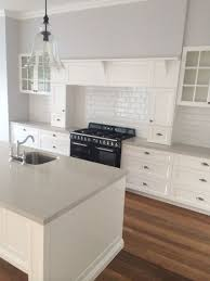 our hamptons style kitchen is built by alby turner and son