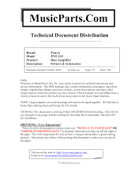 download free pdf for peavey tnt 115s amp manual