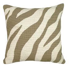zebra needlepoint pillow zebra pillow zebra pattern pillow
