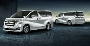 kereta vellfire terbaru toyota alphard dan vellfire royal lounge hadir dengan varian