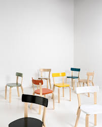 chair 69 edition paimio restaurant chairs from artek architonic