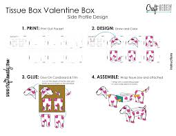 valentines box creations craft remedy