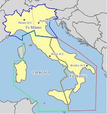 Foggia Italy Map Classificazione Dello Spazio Aereo Wikipedia