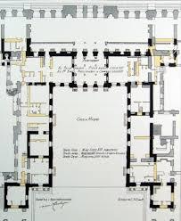 Secret Annex Floor Plan by Primo Piano Dell U0027aile Du Midi Projetos Pinterest Versailles