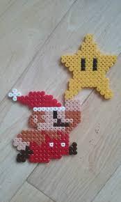 Serre Livre Geek Mario Mario Et Son étoile Pour Noël Décoration En Perles