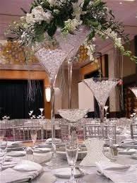 water centerpieces weddings