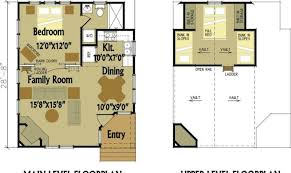 cottage floor plans with loft top 20 photos ideas for cottage floor plans small house plans 54869