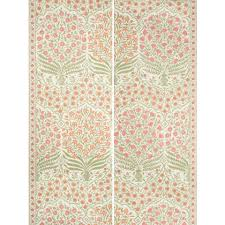 Floral Prints by Sameera Paper Sapphire Gold Borders Floral Prints Walls Dering