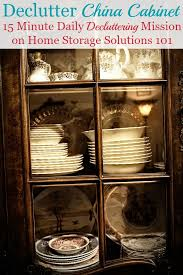 how to arrange a corner china cabinet how to declutter china cabinet hutch sideboards and or buffets