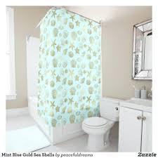 Seashell Shower Curtains Shower Curtains Shells Shower Curtain Bathroom Photos Shell