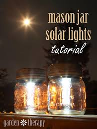 mason jar outdoor lights mason jar solar lights hometalk