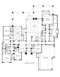 House Plans With Casita by Signature Floor Plans