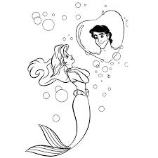 princesse arielle petite sirene