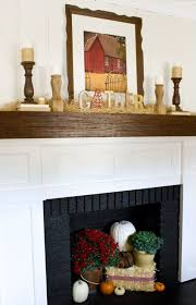 Fireplace Mantel Decoration by 69 Best Mantel Accessorizing Images On Pinterest Fireplace Ideas