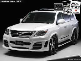 lexus lx 570 netcarshow hình ảnh xe độ wald lexus lx570 2008 u0026 nội ngoại thất terocket