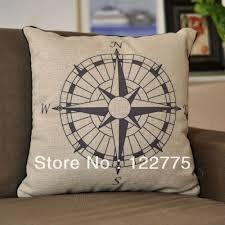 Nautical Theme Decor Nautical Pillow Covers Decorticosis