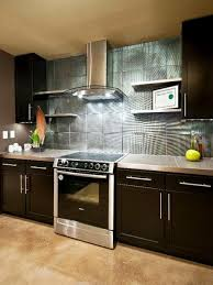Modern Kitchen Backsplash Tile Tile Amazing Kitchen Backsplash Glass Dark Cabinets White Kitchen