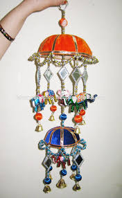 Home Decoration Handmade Decorative Home Decor Handmade Art Work Wind Chimes For Doors